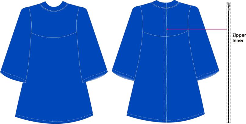 Malaysia No.1 Kindergarten Graduation Gowns Supplier, Manufacturer ...