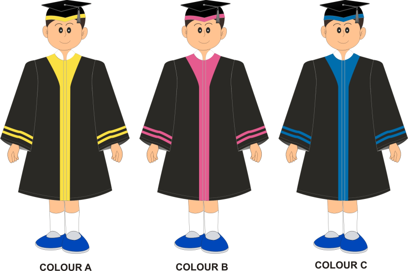 Malaysia No.1 Kindergarten Graduation Gowns Supplier, Manufacturer ...